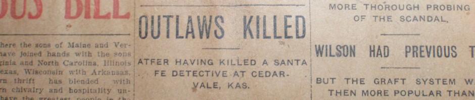 The Oklahoman July 13th 1905